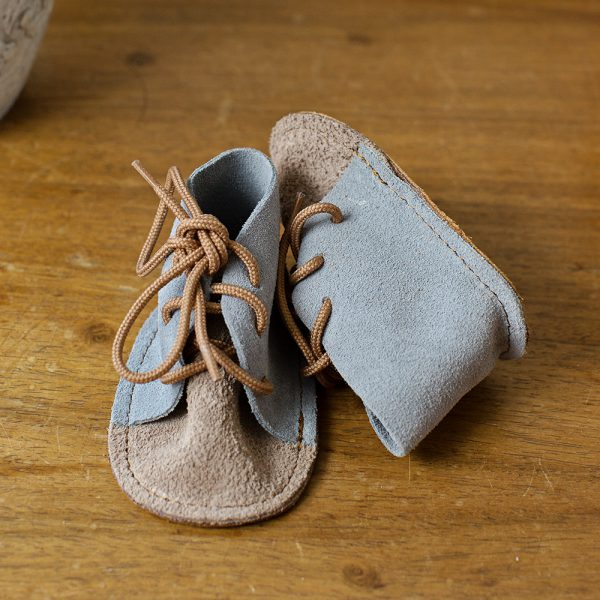 6-12 Months Vellies Boys Two Tone